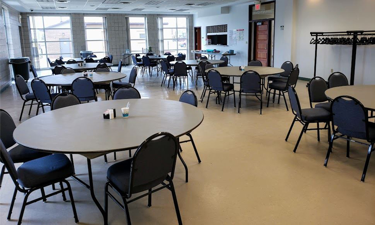Community Centers Cleaning service