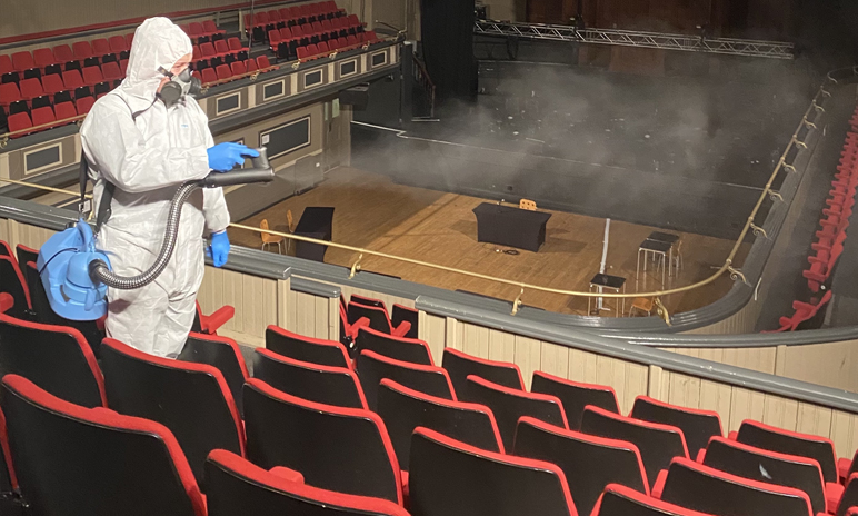 Theatres and Leisure Cleaning