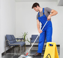 Building cleaning review